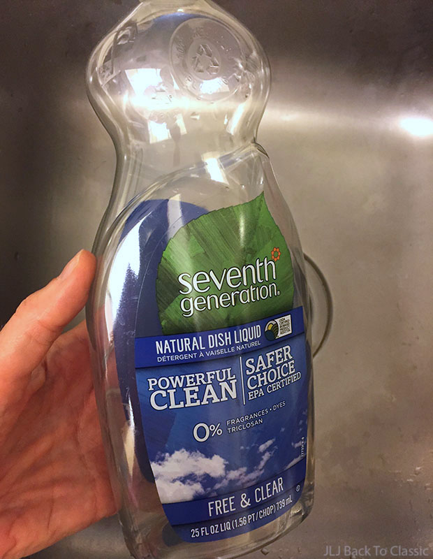 Green-Living-Vlog-Seventh-Generation-Dish-Liquid-Free-and-Clear