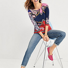 Talbots-paisley-pink-and-blue-scoop-neck-cotton-and-rayon-sweater