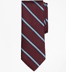 brooks-brothers-burgundy-textured-bb#2-silk-stripe-tie