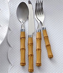 cambridge-silversmiths-20-piece-bamboo-style-flatware-service