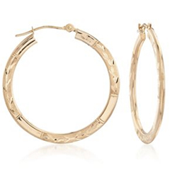 14k-yellow-gold-one-and-one-eigth-inch-hoop-earrings