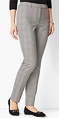 talbots-bi-stretch-high-waist-gray-plaid-pants