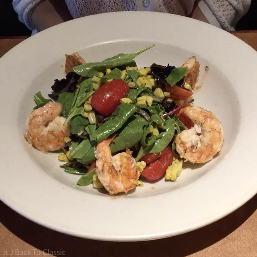 Vlog-Nordstrom-Cafe-Naples-FL-Cilantro-Lime-Shrimp-Salad-JLJBackToClassic