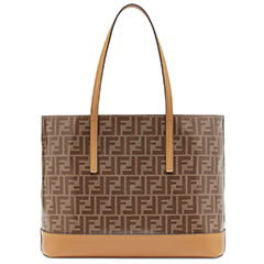 fendi-vetrificato-logo-canvas-shopper-caramel