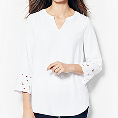 talbots-embroidered-sleeve-tunic-top