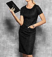 classic-fashion-talbots-tweed-and-pearl-shift-dress-black