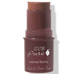 100-percent-pure-cocoa-berry-lip-and-cheek-tint