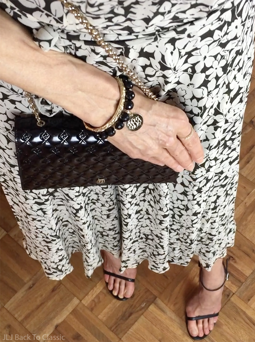 classic-style-Stuart-Weitzman-Nudistsong-Sandals-Fendi-Black-Patent-Leather-Shoulder-Bag