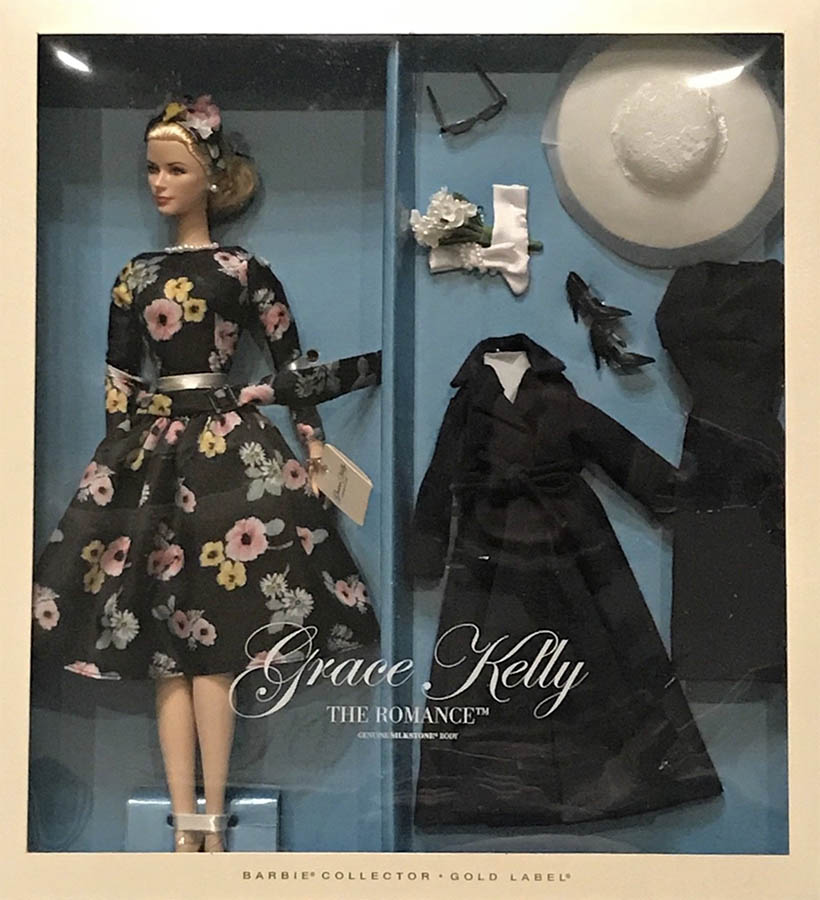 barbie-collector-gold-label-grace-kelly-The-Romance