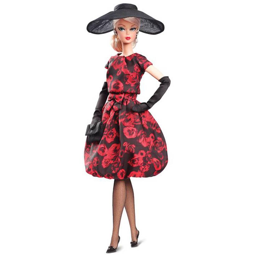 barbie-fashion-model-elegant-rose-cocktail-dress-doll