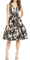 eliza-j-floral-jacquard-fit-and-flare-dress