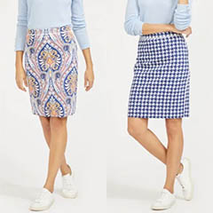 j.mclaughlin-halle-reversible-skirt-firenze-houndstooth-navy-coral-21.5-length