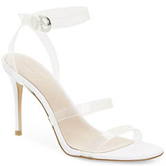 something-navy-daisy-white-and-clear-pvc-strappy-sandal