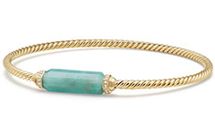 david-yurman-18k-gold-barrels-bracelets-with-diamonds-and-amazonite