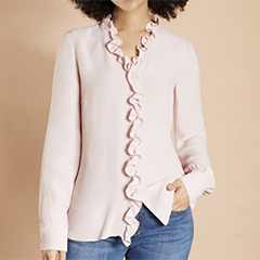 brooks-brothers-crepe-ruffle-top