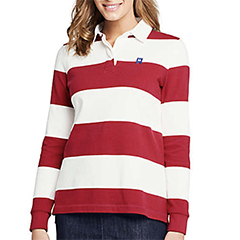lands-end-womens-long-sleeve-polo-rugby-shirt-red-and-white-stripe