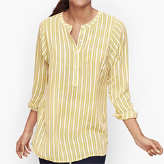 talbots-simple-stripe-soft-shirt-saffron-multi