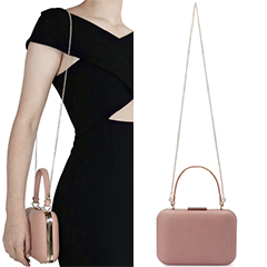 olga-berg-blush-faux-leather-top-handle-shoulder-bag