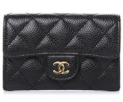 chanel-classic-card-holder-black-caviar-leather-pre-loved-excellent-condition-fashionphile