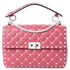 valentino-medium-rockstud-spike-bag-pink-fashionphile