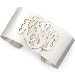 moon-and-lola-sterling-silver-script-monogram-cuff