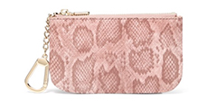 daisy-rose-key-pouch-coated-canvas-pink-snake