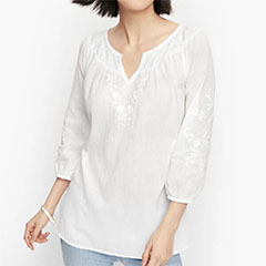 talbots-flower-embroidered-gauze-top