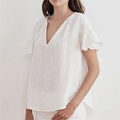 velvet-by-graham-and-spencer-julia-ruffle-sleeve-white-gauze-top