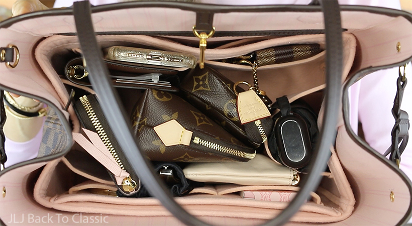 whats-inside-my-louis-vuitton-damier-ebene-neverfull-mm-mini-poshette-clemence-wallet