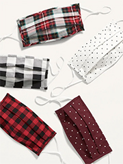 classic-fashion-over-50-GAP-3-layer-face-masks-gingham--plaid-polka-dots