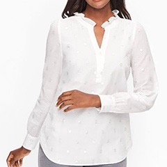 classic-fashion-over-50-talbots-white-ruffle-shirt
