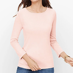 talbots-three-quarter-sleeve-bateau-neck-tee-scallop-pink