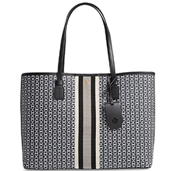 tory-burch-gemini-link-coated-canvas-tote-black